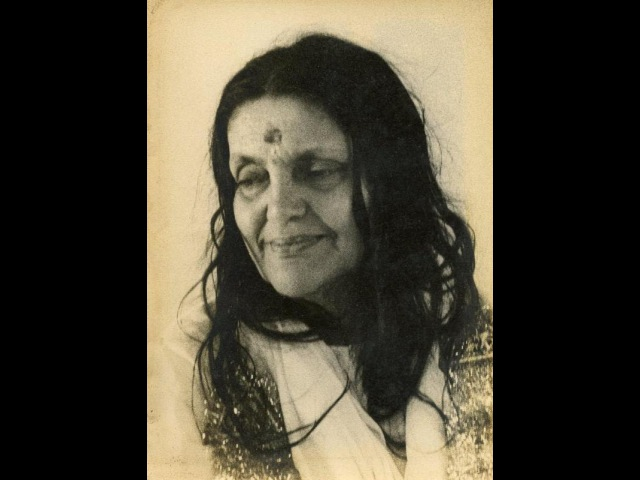 Krishna Das Devi Puja Anandamayi Ma