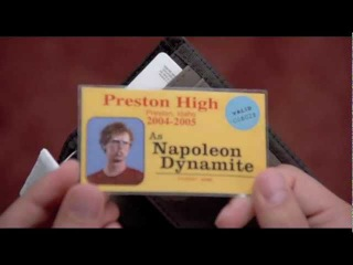 Napoleon Dynamite opening titles