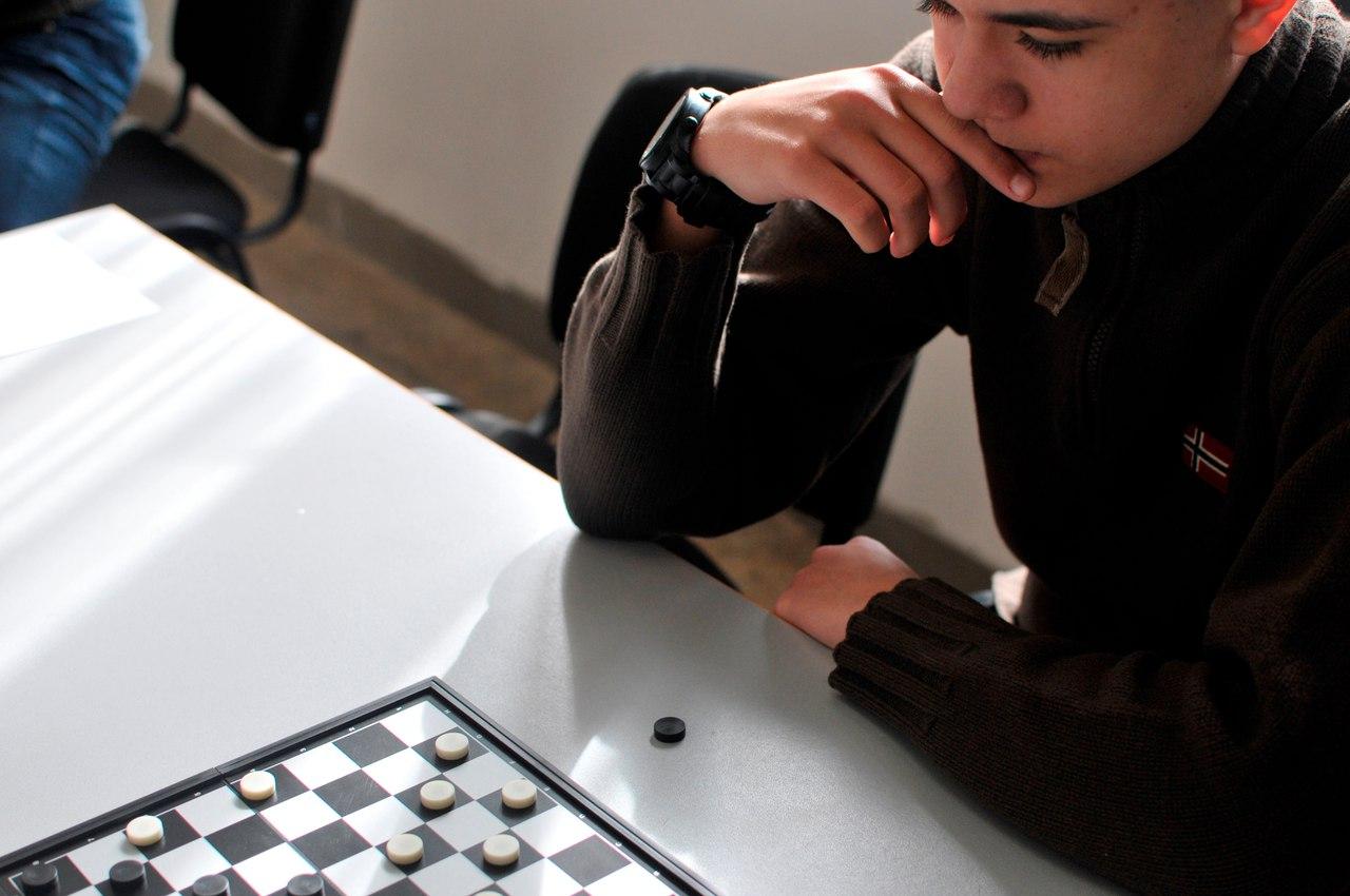 19/03/2017. Благодійний турнір з шашок. Фоторепортаж