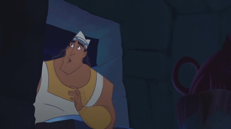 Are kronk and yzma dating sim
