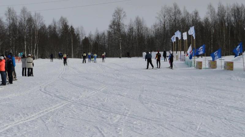 На приз Короля лыж В.С.Кузина. 19-20.03.2016г. Мезень
