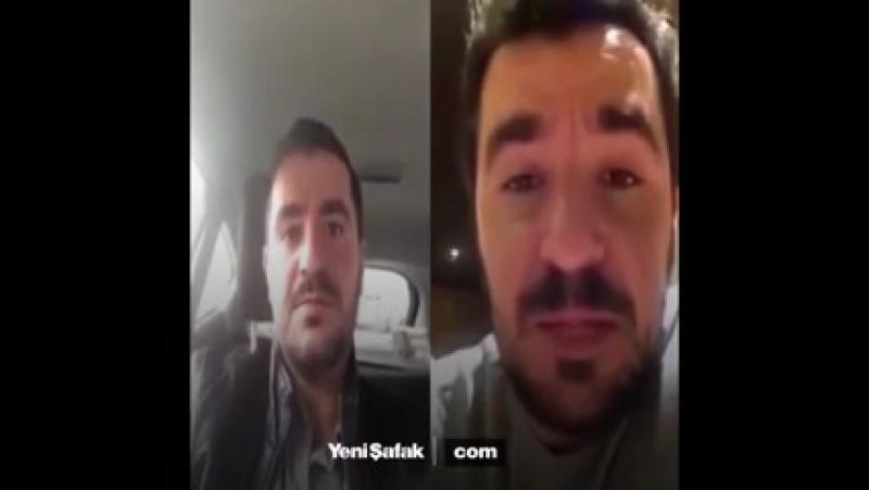 Türkiyeye küfür eden terör yandaşı, operasyonlar sonrasında özür diledi