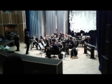 Кукушка в исполнении  эстрадного оркестра Альметьевского музыкального колледжа им. Ф. Яруллина.