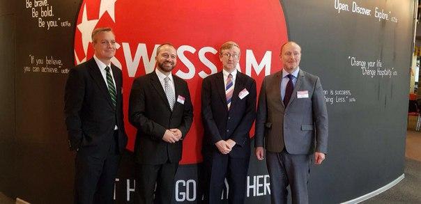 Вчера в бизнес-школе Swissam состоялась интересная и очень живая встре