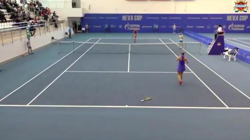 Чемпионский матч-бол Белинды в Санкт-Петербурге