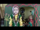Йәмилә Хисаметдинова, 5 йәш, Башҡорт халыҡ әкиәте
