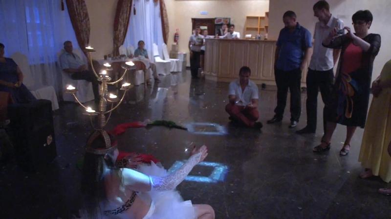 Восточный танец от красавицы Джахара