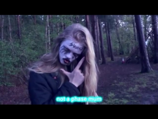 Avril Lavigne - Hello Kitty (Black Metal)