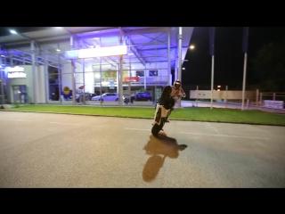 Worlds Best Motor Freestyler! - Bike Stunt - Troger Mokus