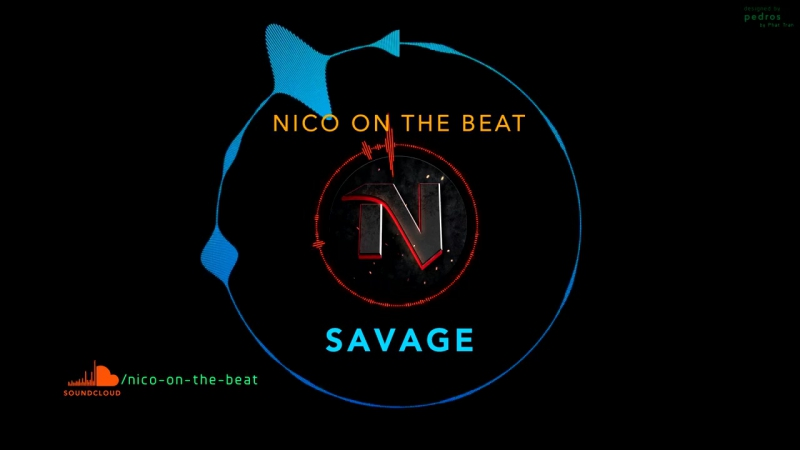 EXTREME BASS Desiigner Type Beat 2016 - Savage (Prod. by Nico on the Beat) красивый рэп инструментал
