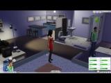 Sims 4 - русский цикл. 7 серия.