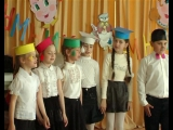 В минувшую пятницу в детском саду Тополек города Комсомольское прошел 1-й тур районного конкурса Умники и умницы