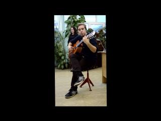 Роман Никишов - гитарист виртуоз