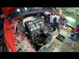 Замена двигателя за 30 секунд Гольф 3 GOLF 3