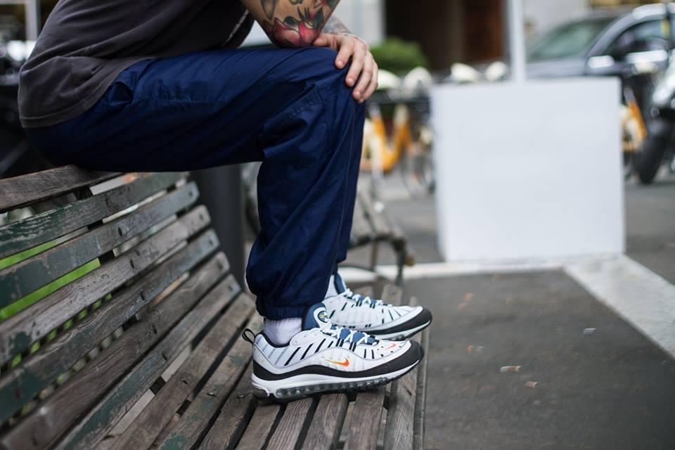 Nike Air Max 98 Supreme в магазине pro100krossovki.ru