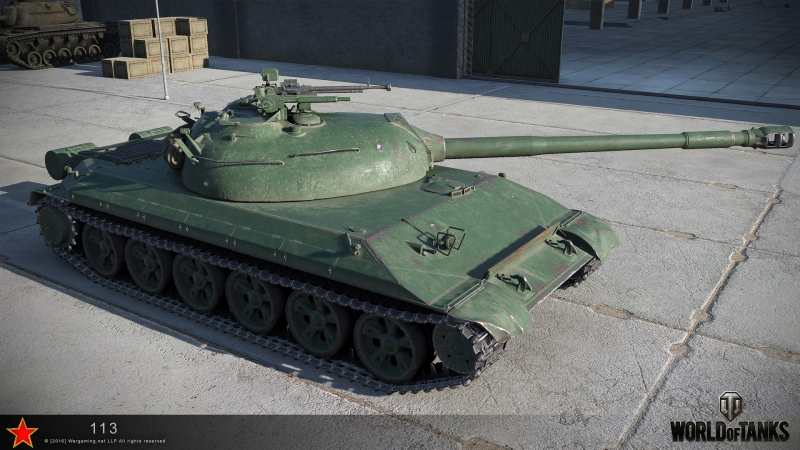 World of Tanks 113 - 3 Kills 9,4K Damage