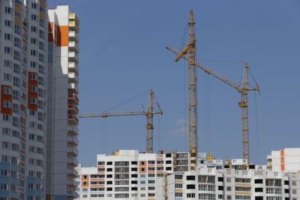 В регионе введено 205 тысяч кв. метров жилья