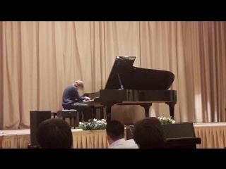 Prokofiev Toccata d moll