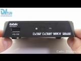 Обзор DVB-T2 ресивера BBK SMP132HDT2
