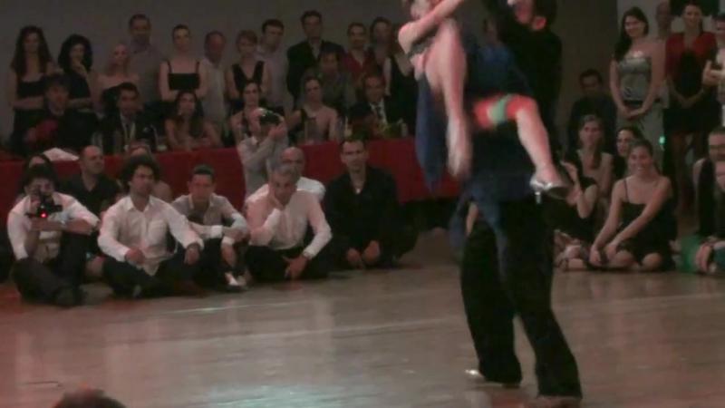 Bucharest Tango Encuentro Festival 2012 - Rodrigo Joe Corbata Lucila Cionci