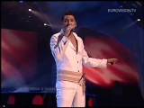 Zeljko Joksimovic - Lane Moje (Serbia  Montenegro) 2004 Eurovision Song Contest (1)