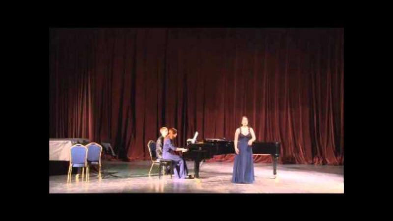 Даргомыжский песня Наташи из оперы Русалка