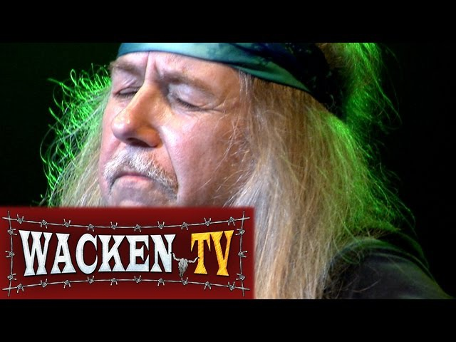 Uli Jon Roth Full Show Live at Wacken Open Air 2015