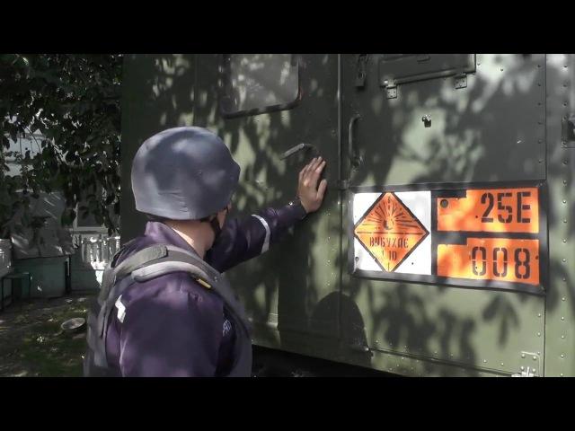 м. Калинівка: піротехнічні розрахунки вилучають ВНП після вибухів на арсеналі