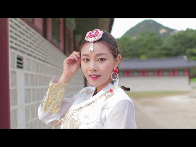 Где снимают КОРЕЙСКИЕ ДОРАМЫ Кореянка в Ханбоке러시아인을 위한 경복궁 한복영상 오마이필름-민경하 минкюнха minkyungha