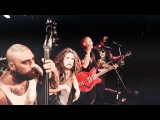 The Goddamn Gallows - Born To Lie - Ticket To Bleed - (Live)