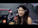 Mary Gidget Dela Llana covers I Love You Always Forever (Donna Lewis) LIVE on Wish 107.5 Bus