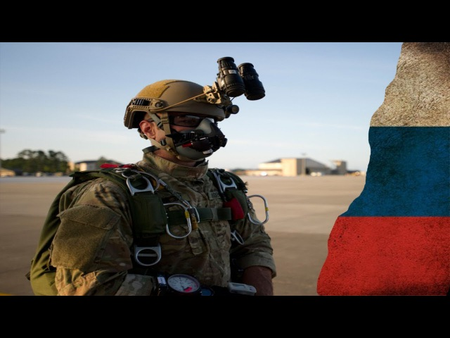 Russian special forces - foreign intelligence