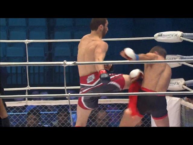 Наби Ашурлаев - Владислав Затирка - полный бой, WMMAA Finals