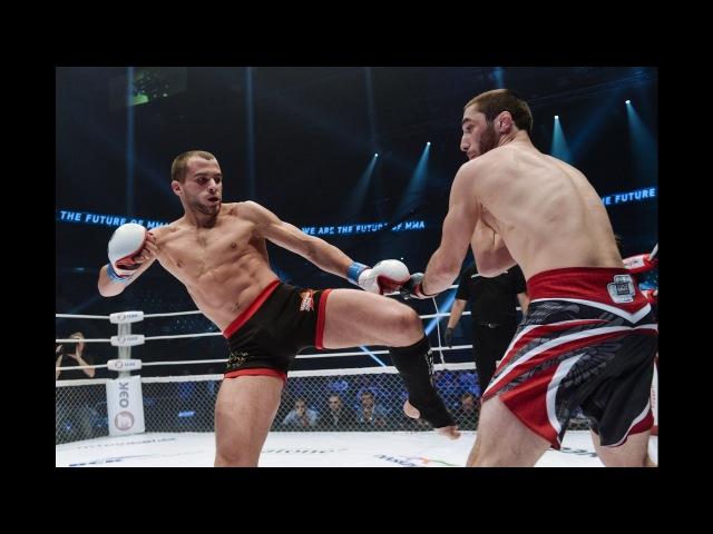 Владислав Затирка - Наби Ашурлаев - полный бой в Full HD