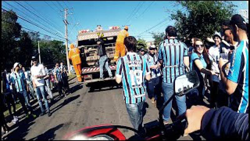 Arena do Grêmio - Como é dia de jogo ?