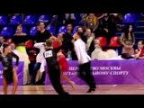 Олег Чжен и Алина Агеева 22.01.2017 финал Samba