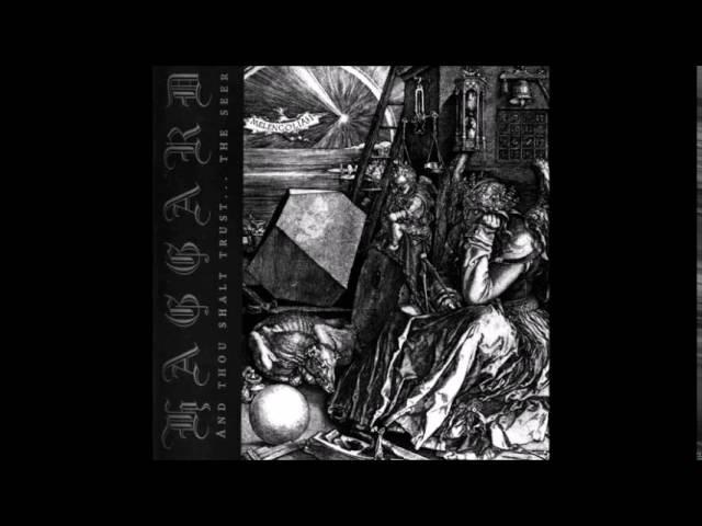 HaggarD and thou shalt trust... the seer Bonus Cruachan - Sirenia