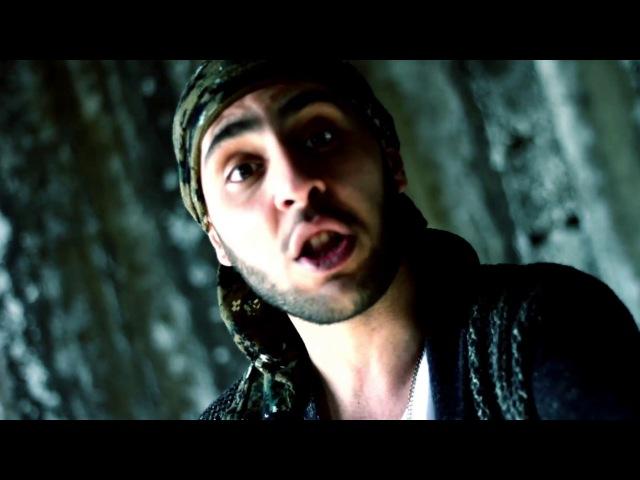 Yuri-Qefi mej en..Armenian underground rap 2017