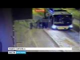 В Рыбинске ребенок на санках попал под троллейбус