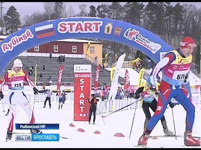 Дмитрий Миронов дал старт Деминскому лыжному марафону