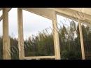 Строительство каркасного дома 8х10 м своими руками. Часть 15. Фронтоны мансардного...