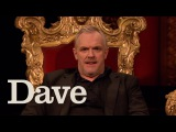 Taskmaster S4 Ep 7 Exclusive Outtake Greg Davies Gives Mel Giedroyc A Teacher Telling Off Dave