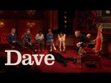 Taskmaster S4 EP8 Exclusive Outtake Carpet Snake Alex Horne Dave