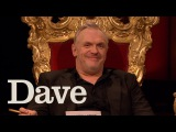 Taskmaster S4 Ep 8 Exclusive Outtake Fit Just Like You Greg Davies Dave