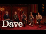 Taskmaster S4 EP7 Exclusive Outtake Greg Davies And His Fan Heater Action Man Dave