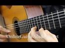 Gnossienne No 3 by E Satie solo classical guitar arrangement by Emre Sabuncuoglu