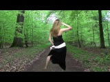 NEW SWAT GIRL DANCE IN FOREST WITH NICE MUSIC NEW DANCE BEST DANCE PASHTO 2017 NEW