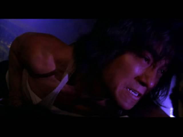 'Mortal Kombat' 1995 — Reptile VS Liu Kang