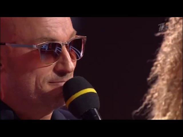 Лучшая шутка на шоу Голос-5 Полина гагарина - Шутят над нею !