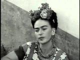B&ampW home movie clips of Frida Kahlo